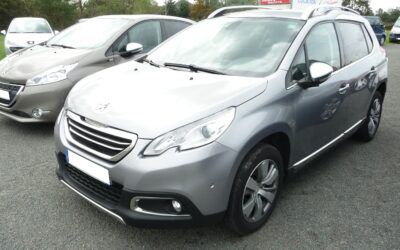 N°8667 PEUGEOT 2008 1.6 HDI 92 ch Allure GPS
