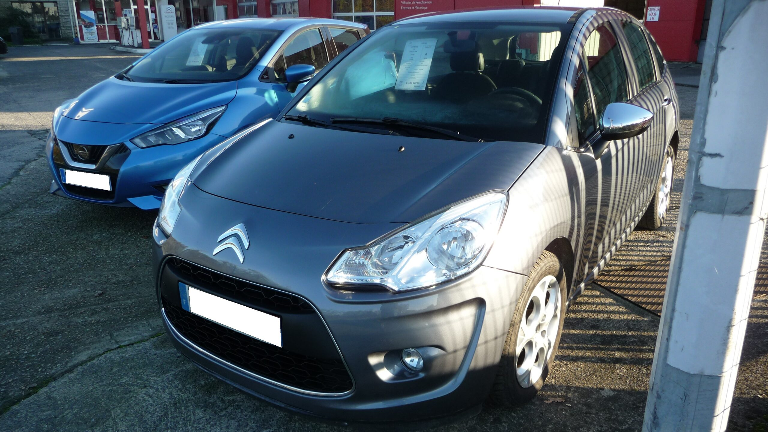 N°8707  CITROEN C3 II 1.4 HDI 70 cv Collection