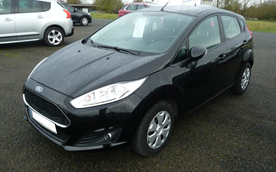 N°8766  FORD FIESTA 1.5 TDCI 95 cv Econetic S&S Business