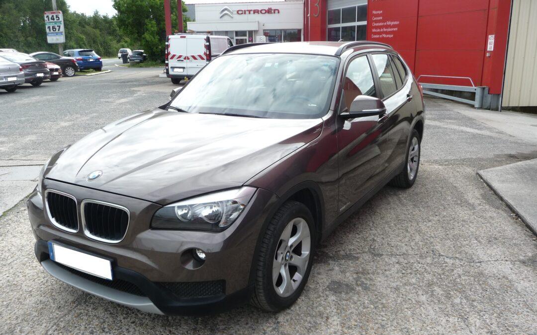N°8898  BMW – X1 sDrive16d Business