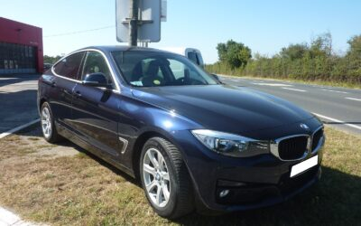 N°8925 BMW Série 3 GT EXECUTIVE 320D 190cv BVA8